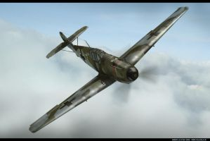 Ohly's Me109 by bazze