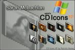 Sarah McLachlan CD Icons XP by splat