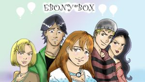 Ebony Box Fan Art by TRALLT
