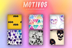 +Motivos {Patterns} #1 by AlwaysBeginAgain