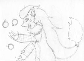 Yip Yap Juggles Berries by Scribbabbles