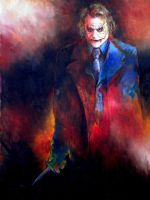 Joker finished by oswalddent