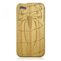 bamboo-iphone4-4s-case-spider-man by tracylopez