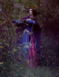 Sith Snow White 1 by Tannyin