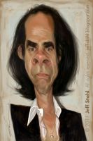 Nick Cave by JeffStahl