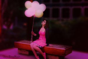 Light up her world by Usra