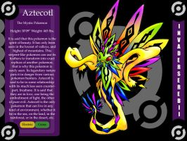 Aztecotl-Topaz Legendary by Invaderserebii