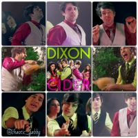 DIXON CIDER by fictionaloutcomes