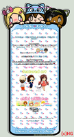 Journal Skin For Chibi-Fans by Crystal-Moore