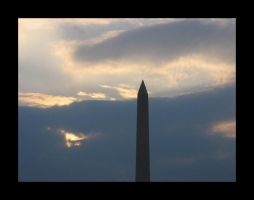 Washington Memorial by crimsondrgn