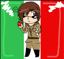 touch his tomato and youll die by XxBritish-zombie-tea