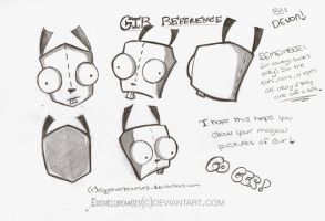 gir helper by eggshellbrownies