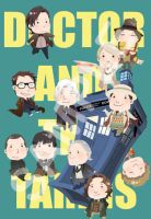 The Doctors by PlainPaper
