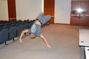Front Hand Spring by Dominick-AR