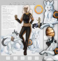 Auroris NPC app: Audrey by Despina-Strela