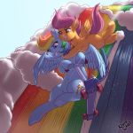 Rainbow Falls by kevinsano