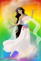 Iris: Goddess of Rainbows by pjohootkc