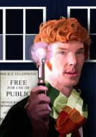 The Cumberbatched Doctor by FlyingRotten