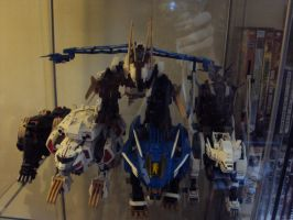 Zoids collection as of 9/27/2012 part 3 by spartan049820