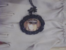 Commision: Deidara Necklace by psto1464
