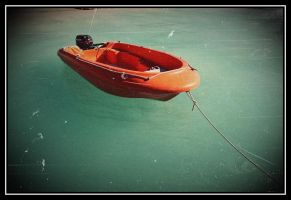 Red Boat by lumiere81