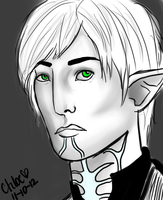 Fenris by Chloe-The-Great