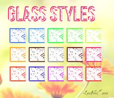 Glass Styles by LexiVonEerie
