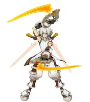 Haseo Xth Form by VirusChris