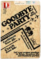 Goodbye Party Spring 2oo9 by YannisZA