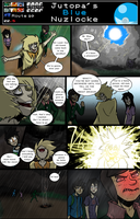 Jutopa's Blue Nuzlocke - Chapter 22 - Page 5 by Jutopa