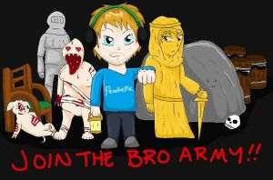 Join the Broarmy! by Demon-Tyroski