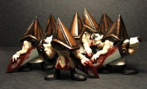 Pyramid Head batch for sale by Meadowknight