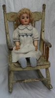 Antique doll stock 4 by rustymermaid-stock