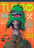 Turbo Monster by motloch