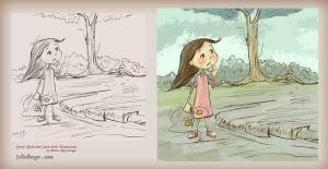 Childrens Comicbook Books Pages-01 By Hatice Bayra by eydii