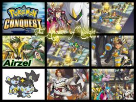 Pokemon Conquest Special Wallpaper by PrincessKarinKoopa28