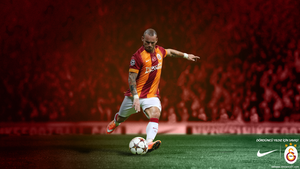 Wesley Sneijder wallpaper by seloyxx