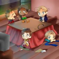 APH: At Asia's house by AlessiaTH