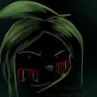 Day 8: BEN Drowned by InsanelyADD