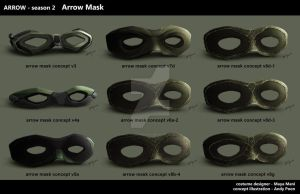 ArrowMask development by AndyPoonDesign