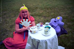 Princess Tea Party! [Adventure Time] by FarorePhotography