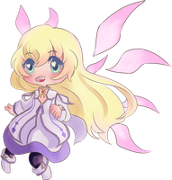 Chibi Colette by ThaIssing