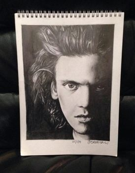 Jamie Campbell Bower by jesscoleman94