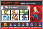 My official Starter Pokemon Dream Team in X and Y by senordunut