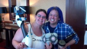 Me and Greg Ayres!! by sonicrocker