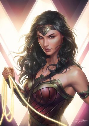 Wonder Women by yinyuming