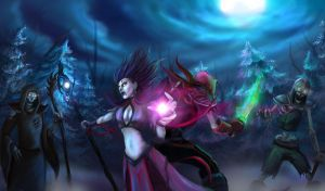 World of Warcraft by suicide-blue
