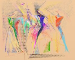 streaming breathing and forming 5 - dance 1 by creapicform