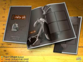 Project Collegian Brochure by zahednejad