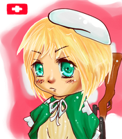 APH - Switzerland is adorable by Chary9